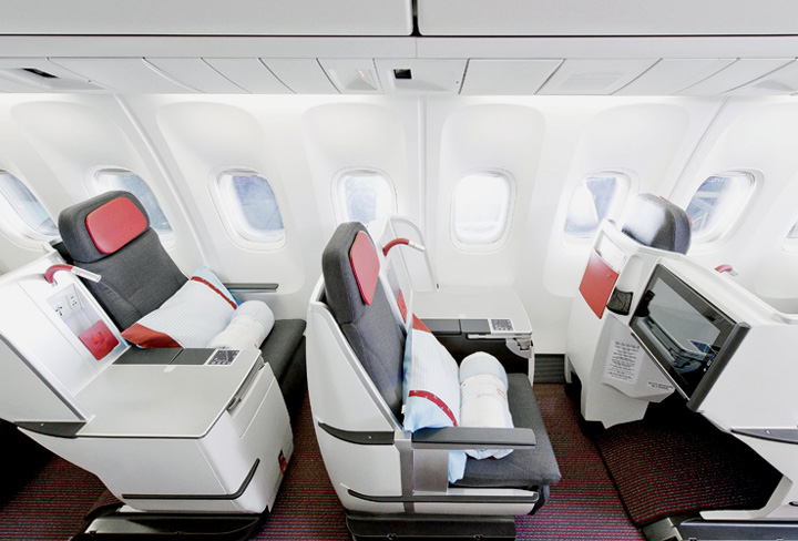 Star Alliance Business Class Sale - Austrian Airlines